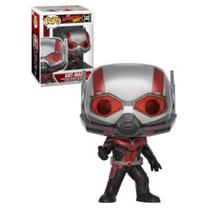ANT-MAN FIGURINE - ANT-MAN & THE WASP - MARVEL - FUNKO - POP 340 – 889698307246 – kingdom-figurine.fr