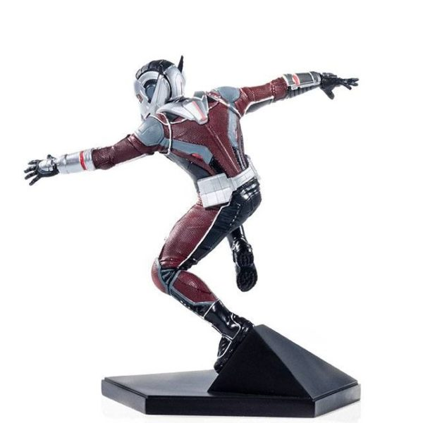 ANT-MAN STATUETTE - CAPTAIN AMERICA CIVIL WAR - IRON STUDIOS - 17 CM – (2Bis) - 0742832353007 – kingdom-figurine.fr