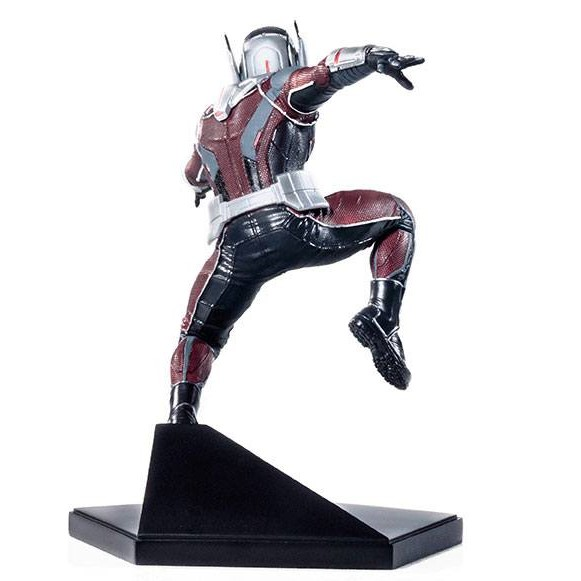 ANT-MAN STATUETTE - CAPTAIN AMERICA CIVIL WAR - IRON STUDIOS - 17 CM – (3Bis) - 0742832353007 – kingdom-figurine.fr