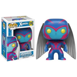 ARCHANGEL FIGURINE - MARVEL X-MEN - FUNKO - POP 178 – 889698116954 – kingdom-figurine.fr