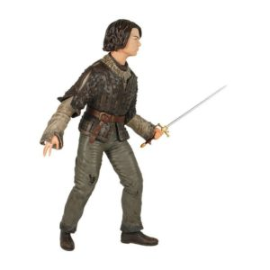 ARYA STARK STATUETTE - GAME OF THRONES - DARK HORSE - 19 CM – (1) - 761568249712 – kingdom-figurine.fr