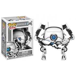 ATLAS FIGURINE - PORTAL 2 - FUNKO - POP GAMES 245 – 889698210416 – kingdom-figurine.fr