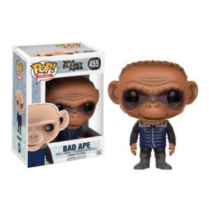 BAD APE FIGURINE - WAR FOR THE PLANET OF THE APES – FUNKO - POP MOVIES 455 – 889698142847 – kingdom-figurine.fr