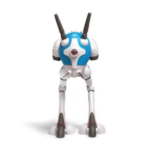 BATTLE POD FIGURINE - ROBOTECH - RE-ACTION - SUPER7 - 10 CM – (1) - 811169030131 – kingdom-figurine.fr