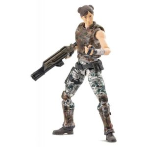 BELLA PREVIEWS EXCLUSIVE FIGURINE - ALIENS COLONIAL MARINES - HIYA TOYS - 10 CM – 6957534200243 – kingdom-figurine.fr