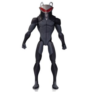 BLACK MANTA FIGURINE ARTICULÉE - DC COMICS - JUSTICE LEAGUE THRONE OF ATLANTIS - DC COLLECTIBLES - 17 CM – 761941326474 – kingdom-figurine.fr