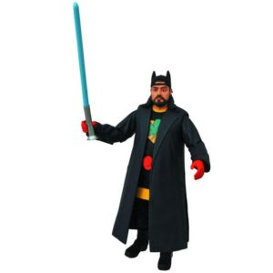 BLUNTMAN FIGURINE ARTICULÉE - JAY ET BOB CONTRE-ATTAQUENT - DIAMOND SELECT TOYS - 18 CM – 699788102336 – kingdom-figurine.fr