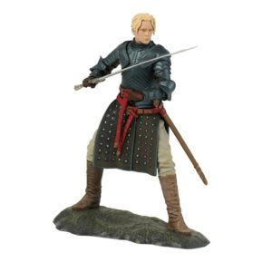 BRIENNE DE TARTH STATUETTE - GAME OF THRONES - DARK HORSE - 22 CM – (1) - 761568285758 – kingdom-figurine.fr