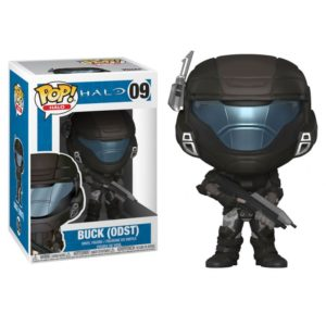 BUCK ODST FIGURINE HALO – FUNKO – POP HALO 09 – (1) - 889698301008 – kingdom-figurine.fr
