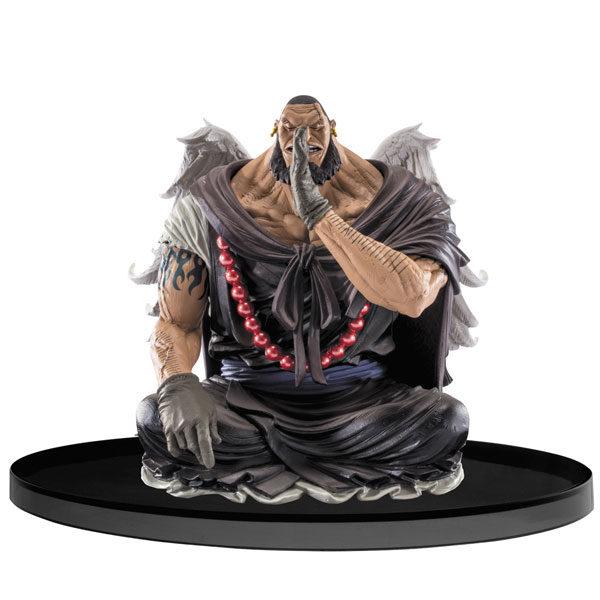 BUDDAH UROUGE FIGURINE - ONE PIECE - BIG ZOUKEIO 5 VOL.02 - Scultures - BANPRESTO - 10 CM – (1) - 3296580342884 – kingdom-figurine.fr