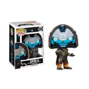 CAYDE-6 FIGURINE - DESTINY – FUNKO – POP GAMES 234 – (1Bis) -889698203609 – kingdom-figurine.fr