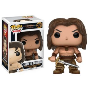 CONAN FIGURINE - CONAN THE BARBARIAN – FUNKO - POP 381 – 889698117296 – kingdom-figurine.fr