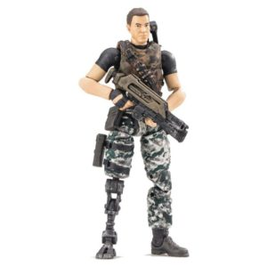 CRUZ PREVIEWS EXCLUSIVE FIGURINE - ALIENS COLONIAL MARINES - HIYA TOYS - 10 CM – 6957534200229 – kingdom-figurine.fr