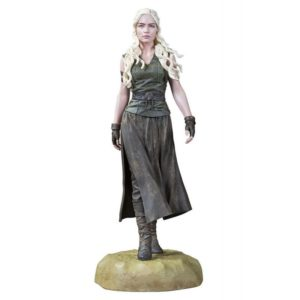 DAENERYS TARGARYEN STATUETTE - GAME OF THRONES - DARK HORSE - 20 CM – (1) - 761568001754 – kingdom-figurine.fr