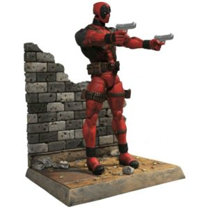 DEADPOOL FIGURINE ARTICULÉE - MARVEL - DIAMOND SELECT TOYS - 18 CM – (1) - 699788720776 – kingdom-figurine.fr