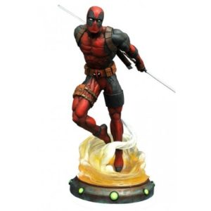 DEADPOOL STATUE - MARVEL GALLERY - DIAMOND SELECT TOYS - 23 CM – 699788182604 – kingdom-figurine.fr