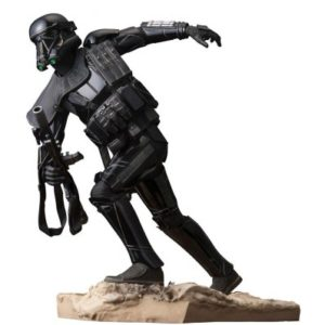 DEATH TROOPER STATUE - ARTFX – 1-7 - STAR WARS - ROGUE ONE - KOTOBUKIYA - 24 CM – (0) - 4934054903207 – kingdom-figurine.fr