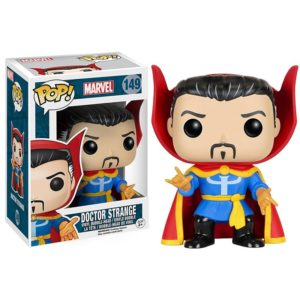 DOCTOR STRANGE FIGURINE - MARVEL - FUNKO - POP 149 – 849803086824 – kingdom-figurine.fr