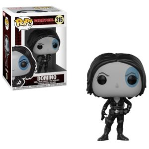 DOMINO FIGURINE - MARVEL DEADPOOL – FUNKO - POP 315 – 889698308618 – kingdom-figurine.fr