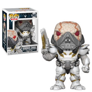 DOMINUS GHAUL FIGURINE – DESTINY – FUNKO – POP GAMES 343 – 889698301022 – kingdom-figurine.fr