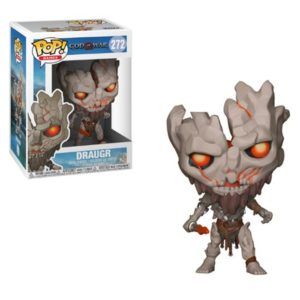 DRAUGR FIGURINE - GOD OF WAR - FUNKO - POP GAMES 272 – 889698216821 – kingdom-figurine.fr
