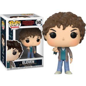 ELEVEN FIGURINE - STRANGER THINGS - FUNKO - POP TV 545 – 889698217842 – kingdom-figurine.fr