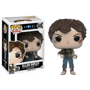 ELLEN RIPLEY FIGURINE - ALIENS - FUNKO - POP MOVIES 345 – 889698101332 – kingdom-figurine.fr