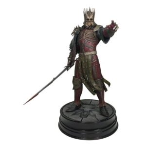 EREDIN STATUETTE PVC - WITCHER 3 WILD HUNT - DARK HORSE - 20 CM – (1) - 761568000276 – kingdom-figurine.fr