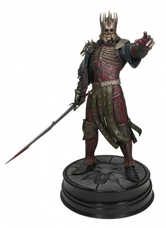 EREDIN STATUETTE PVC - WITCHER 3 WILD HUNT - DARK HORSE - 20 CM – (1Bis) - 761568000276 – kingdom-figurine.fr