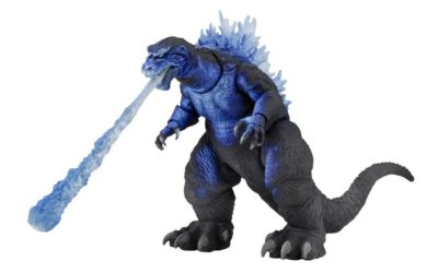 Ces figurines Godzilla qui font un tabac