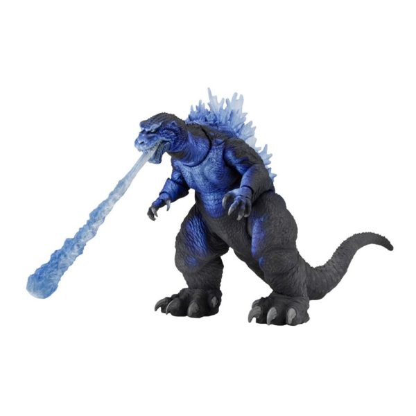 GODZILLA ATOMIC BLAST FIGURINE - GODZILLA 2001 - HEAD TO TAIL - NECA - 30 CM – 634482428832 – kingdom-figurine.fr
