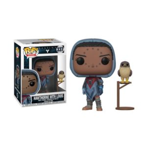 HAWTHORNE WITH LOUIS FIGURINE – DESTINY – FUNKO – POP GAMES 337 – (1Bis) -889698301060 – kingdom-figurine.fr