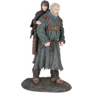 HODOR & BRAN STATUETTE - GAME OF THRONES - DARK HORSE - 23 CM – (2) - 761568263404 – kingdom-figurine.fr