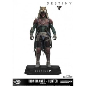 IRON BANNER HUNTER FIGURINE ARTICULÉE - DESTINY - MC FARLANE TOYS - 18 CM – (1Bis) - 787926130003 – kingdom-figurine.fr