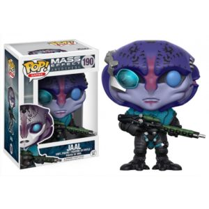 JAAL FIGURINE - MASS EFFECT ANDROMEDA - FUNKO - POP GAMES 190 – 889698123129 – kingdom-figurine.fr