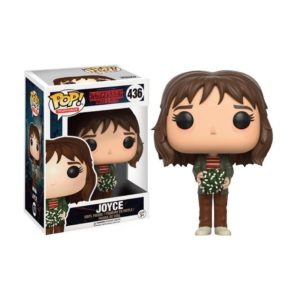 JOYCE (IN LIGHTS) FIGURINE - STRANGER THINGS - FUNKO - POP TV 436 – 889698133470 – kingdom-figurine.fr