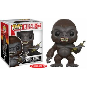 KING KONG FIGURINE - KONG SKULL ISLAND - FUNKO - SUPER SIZED - POP MOVIES 388 – 889698124775 – kingdom-figurine.fr