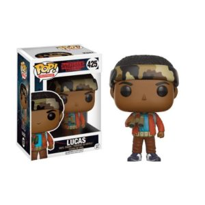 LUCAS FIGURINE - STRANGER THINGS - FUNKO - POP TV 425 – 889698133241 – kingdom-figurine.fr