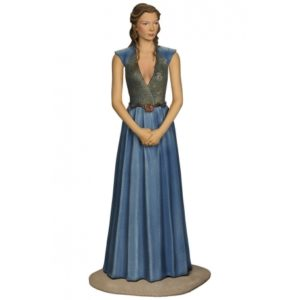 MARGAERY TYRELL STATUETTE - GAME OF THRONES - DARK HORSE - 19 CM – (1) - 761568291469 – kingdom-figurine.fr