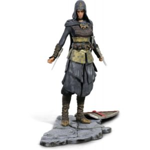 MARIA (ARIANE LABED) STATUETTE - ASSASSIN'S CREED - UBI-COLLECTIBLES - 23 CM – (1) - 3307215966341 – kingdom-figurine.fr