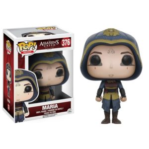 MARIA FIGURINE - ASSASSIN'S CREED - FUNKO - POP MOVIES 376 – 889698115315 – kingdom-figurine.fr