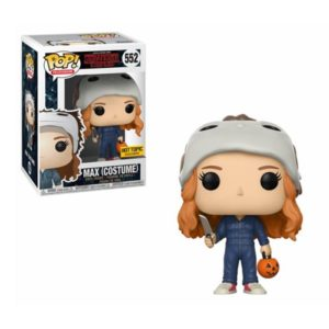 MAX (HALLOWEEN COSTUME) FIGURINE - EXCLU - STRANGER THINGS - FUNKO - POP TV 552 – 889698234245 – kingdom-figurine.fr