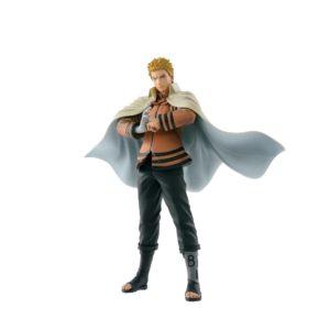NARUTO FIGURINE - NARUTO NEXT GENERATION -BANPRESTO - 15 CM – (1Bis) -3296580265480 – kingdom-figurine.fr