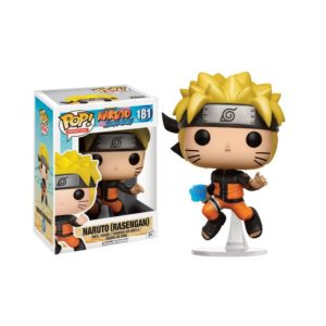 NARUTO (RASEGAN) FIGURINE - NARUTO SHIPPUDEN - FUNKO - POP ANIMATION 181 – 889698129978 – kingdom-figurine.fr