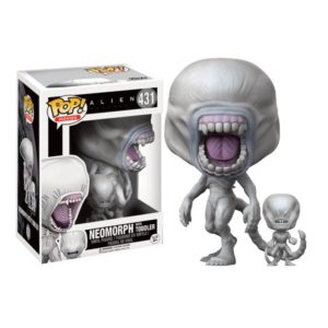 NEOMORPH WITH TODDLER FIGURINE - ALIEN COVENANT - FUNKO - POP MOVIES 431 – 889698130431 – kingdom-figurine.fr
