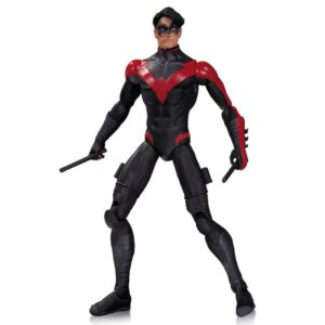 NIGHTWING FIGURINE ARTICULÉE - DC COMICS - THE NEW 52 - DC COLLECTIBLES - 17 CM – 761941320137 – kingdom-figurine.fr