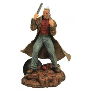 OLD MAN LOGAN STATUE - MARVEL GALLERY - DIAMOND SELECT TOYS - 20 CM – (1) - 699788815250 – kingdom-figurine.fr