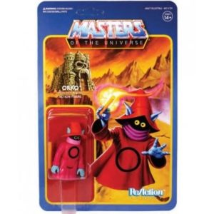 ORKO FIGURINE ARTICULÉE – MOTU - WAVE 2 - RE-ACTION - SUPER7 6 CM – 811169030520 – kingdom-figurine.fr