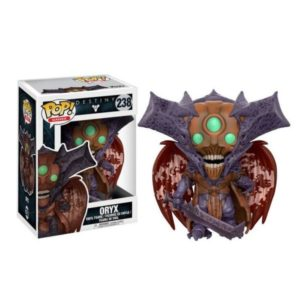 ORYX FIGURINE – DESTINY – FUNKO – POP GAMES 238 – 889698203661 – kingdom-figurine.fr