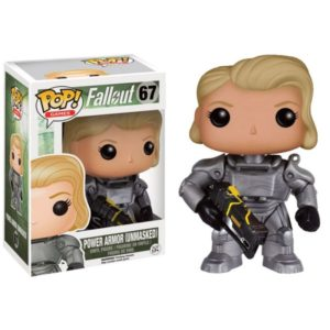 POWER ARMOR (UNMASQUED) FIGURINE - FALLOUT - EXCLUSIVE - FUNKO - POP GAMES 67 -849803075071 – kingdom-figurine.fr
